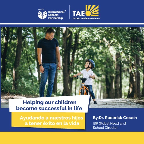 , Helping our children become successful in life